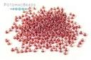 Miyuki Seed Beads - Sparkle Cranberry Lined 15/0