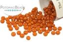 Miyuki Seed Beads - Duracoat Opaque Persimmon 11-4458