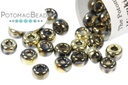 Miyuki Seed Beads - Black California Night 06/0