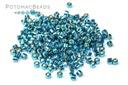 DB2513 Miyuki Delica Beads  Duracoat Galvanized Capri Blue 11/0