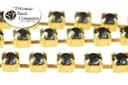 Cup Chain - Montana Brass (per inch)