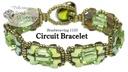 Circuit Bracelet Pattern
