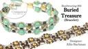 Buried Treasure Bracelet Pattern