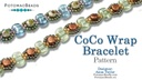 CoCo Wrap Bracelet Pattern
