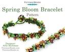 Spring Bloom Bracelet Pattern