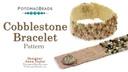 Cobblestone Bracelet Pattern