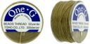 One-G Thread - Sand Ash