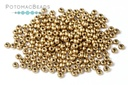 Czech Seed Beads - Aztec Gold 11/0 (Factory Pack)