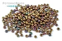 Czech Seed Beads - Ancient Gold 11/0 (Factory Pack)