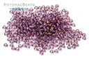Czech Seed Beads - Light Amethyst AB 11/0 (Factory Pack)