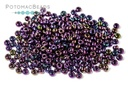 Czech Seed Beads - Purple Iris 11/0 (Factory Pack)
