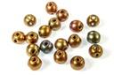 RounDuo Mini Beads - Ancient Gold 4mm