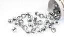 Potomac Crystal Rondelle Beads - Crystal Labrador 2x3mm