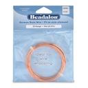Beadalon Half Hard Wire 22g Copper (Closeout)