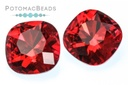 Potomac Crystal Cushion - Siam 12mm
