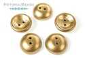 Cup Buttons - Aztec Gold (5 pack)