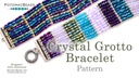 Crystal Grotto Bracelet Pattern