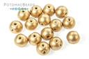 RounDuo Beads - Aztec Gold (Factory Pack of 600) 5mm