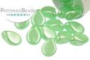Pip Beads - Pastel Light Green