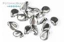 Pip Beads - Jet Labrador Full