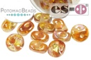 Es-o Beads - Crystal Orange Rainbow 5mm (closeout)