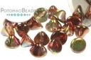 Button Bead - Magic Wine 4mm