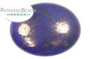 Czech Cabochon - Lapis Luminous 24mm