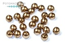 Czech Pearls - Sand Shiny 3mm